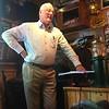 Sunday session at Harry's Bar. October 19, 2019. Joe O'Farrell on Captain Bligh.