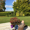 Rob at the O'Farrells, Enniskerry, Co. Wicklow. October 22, 2015.