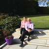 Joe and Barbara, Enniskerry, Co. Wicklow. October 22, 2015.