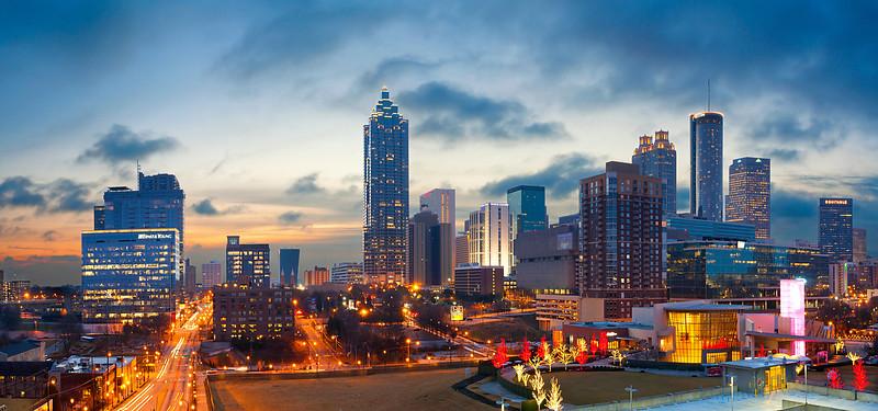 Atlanta. #4