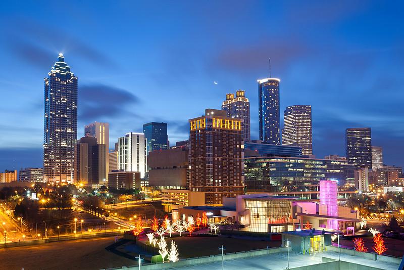 City of Atlanta. #3