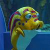Aquarium Mascot