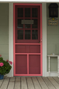 Summer Cottage Door