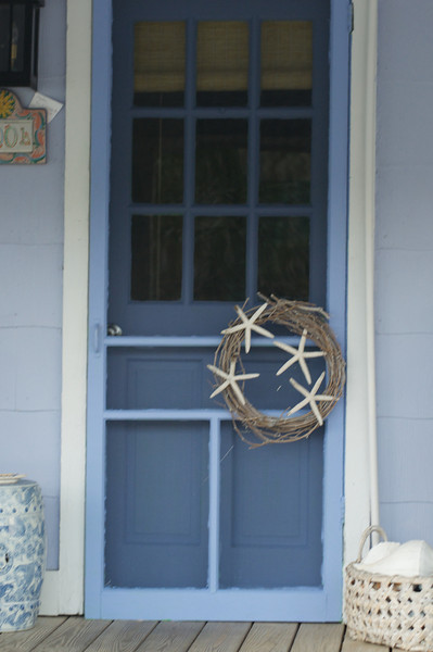 Another Summer Cottage Door