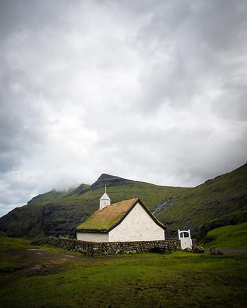 Saksun Church