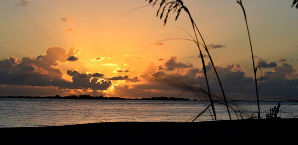 Sunrise on Atlantis Beach 2