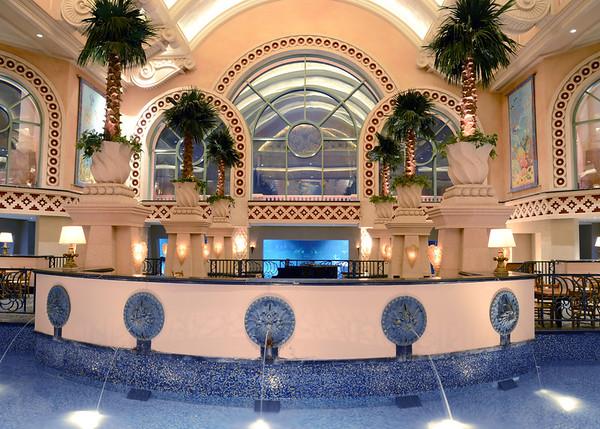 Royal Towers Atrium