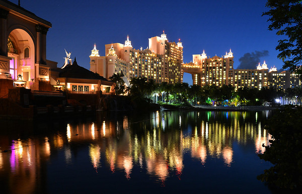 Atlantis at Night
