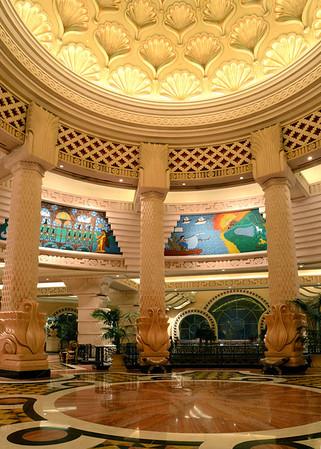 Royal Towers Lobby