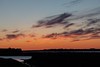 Sky before sunrise in Attawapiskat 2018 September 6.
