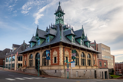 Customs House Museum Eclectic Victorian Architecture