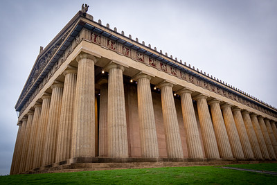 Parthenon North and East Columns