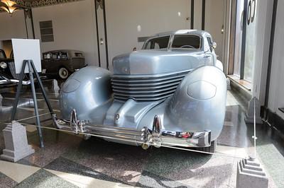 """1936 Cord 810 Westchester Sedan """"Moonshadow"""""""