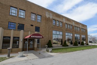 The Auburn Cord Duesenberg Museum
