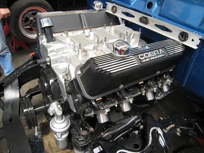 Fairlane engine