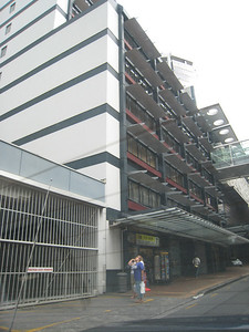 Where I used to work in Federal Street Auckland