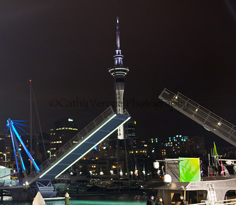 Auckland lights up when the Volvo Ocean Race comes to town 2012