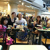 back row from left:   Po-Yee, Takie, Linh, Su-Han