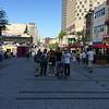 Montreal Place de Arts area