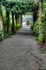 Airlie Gardens - Pergola Garden - HDR Processed