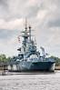 Wilmington, NC - USS North Carolina Battleship - HDR Processed