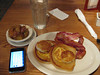 Breakfast at Cracker Barrell, 06/14/2011
