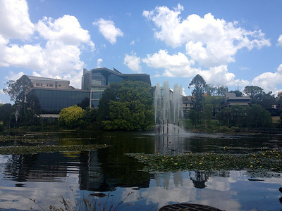 It's not Stanford but University of Queensland is pretty nice :)