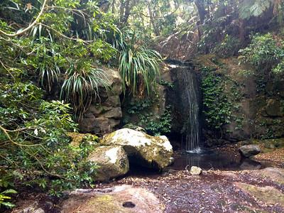 So many waterfalls!