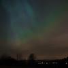 Aurora south of Oslo