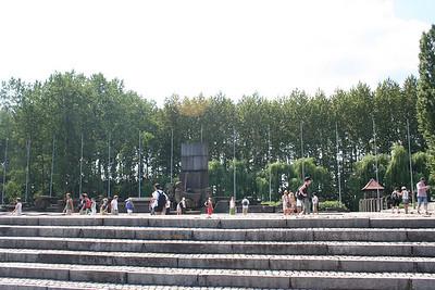 Auschwitz/Birkenau 2008
