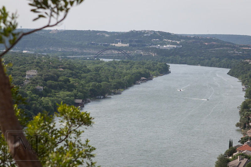 Out on the Lake - Boats cruize on Lake Austin