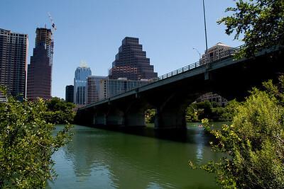 The Congress Street Bridge