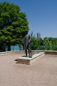 Stevie Ray Vaughan Memorial