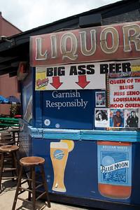 Garnish Responsibly