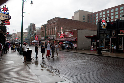 Beale St In the Rain