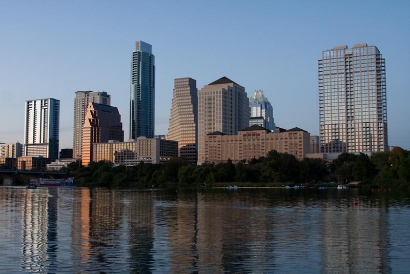 Austin downtown.