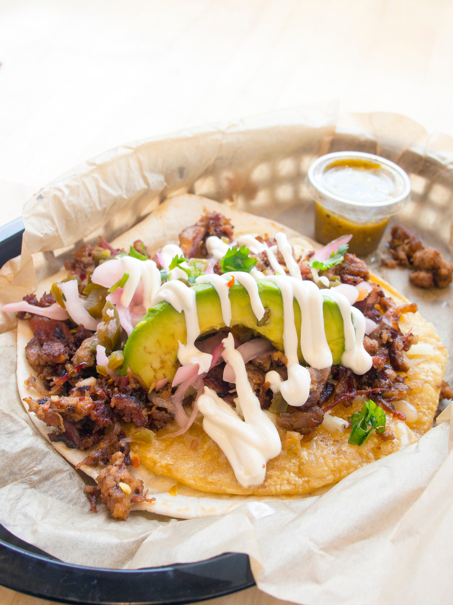 Torchy's secret menu - Matador is one of seven secret tacos at Torchy's Tacos.