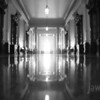 "<span id=""title"">Bright Light</span> In a hallway at the Capitol"