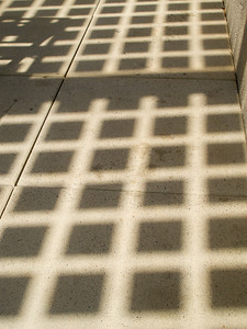 Shadows, Austin City Hall