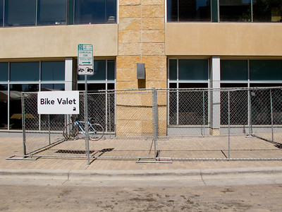 Bicycle Valet Parking