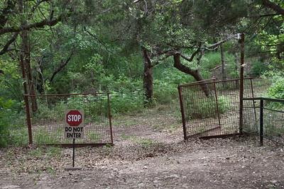 Stop Do Not Enter