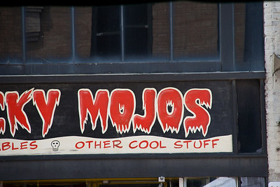 MOJOS & Other Cool Stuff