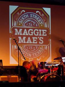Band Break at Maggie Mae's