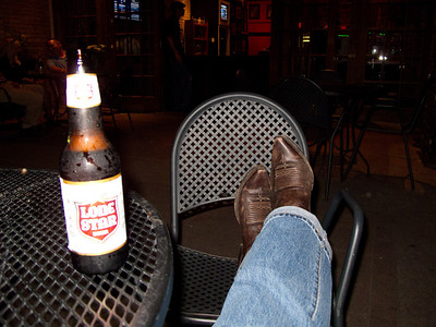 Beer, Blue Jeans and Boots