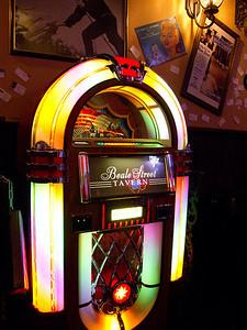 Beale Street Tavern Jukebox