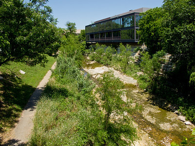 Shoal Creek Trail from 6th St