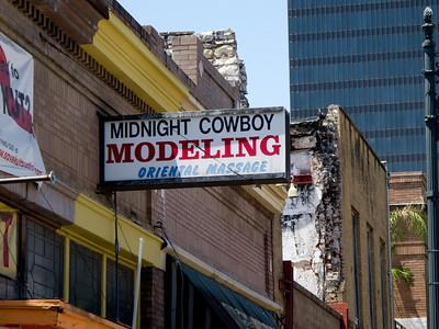 Midnight Cowboy Modeling