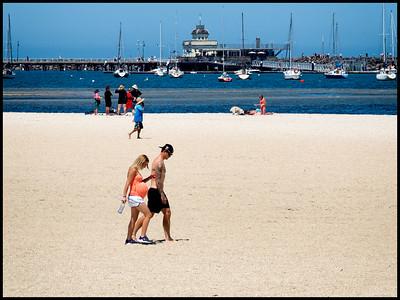 St. Kilda's Beach