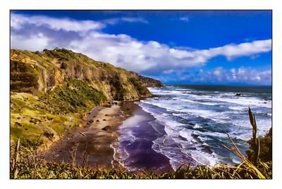 Muri Wai Beach