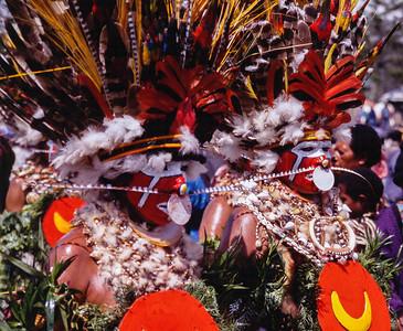 Ornamentation!, Hagen Show, Papua New Guinea, 2003